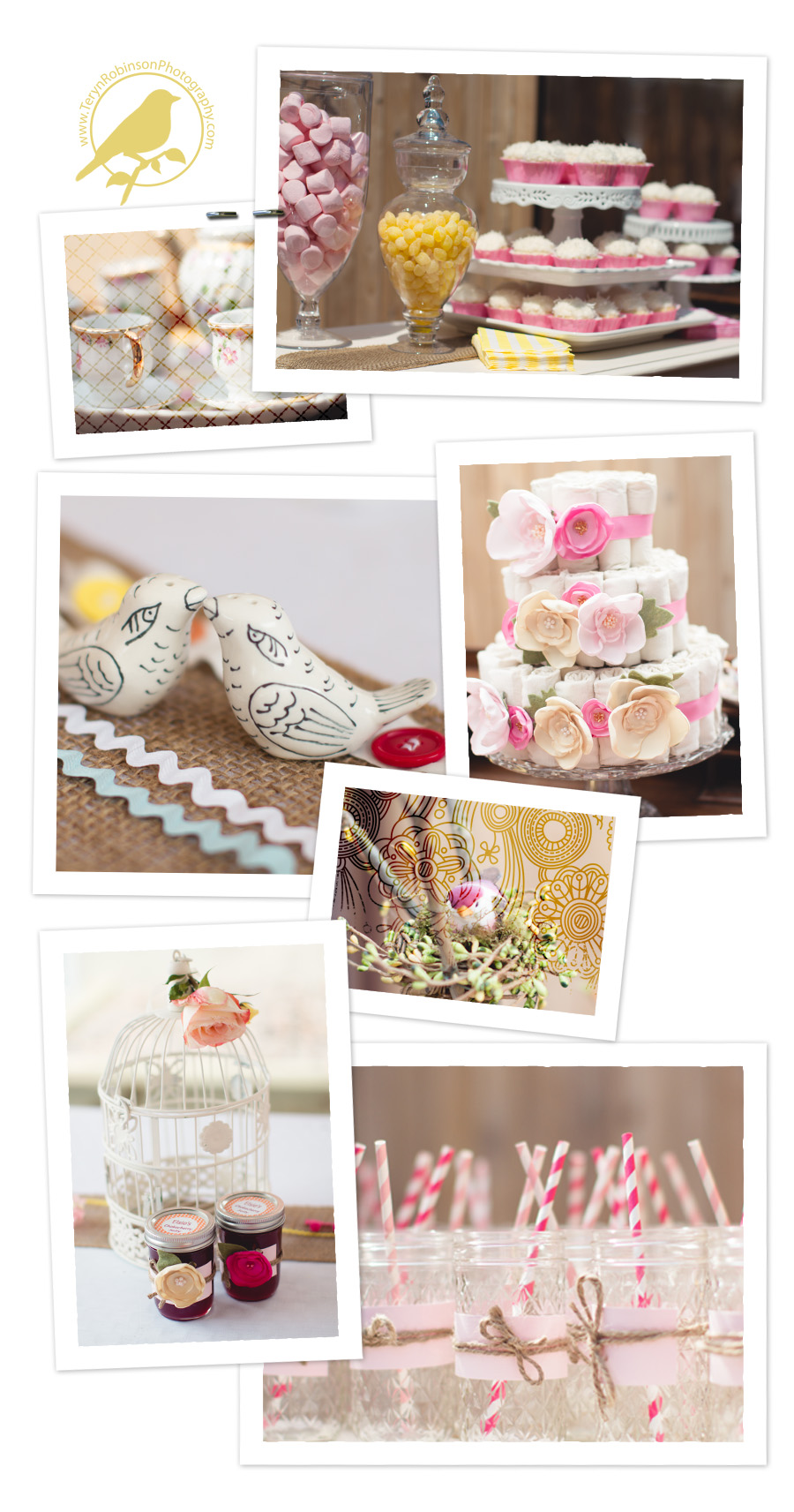 blogboard DIY Baby Shower