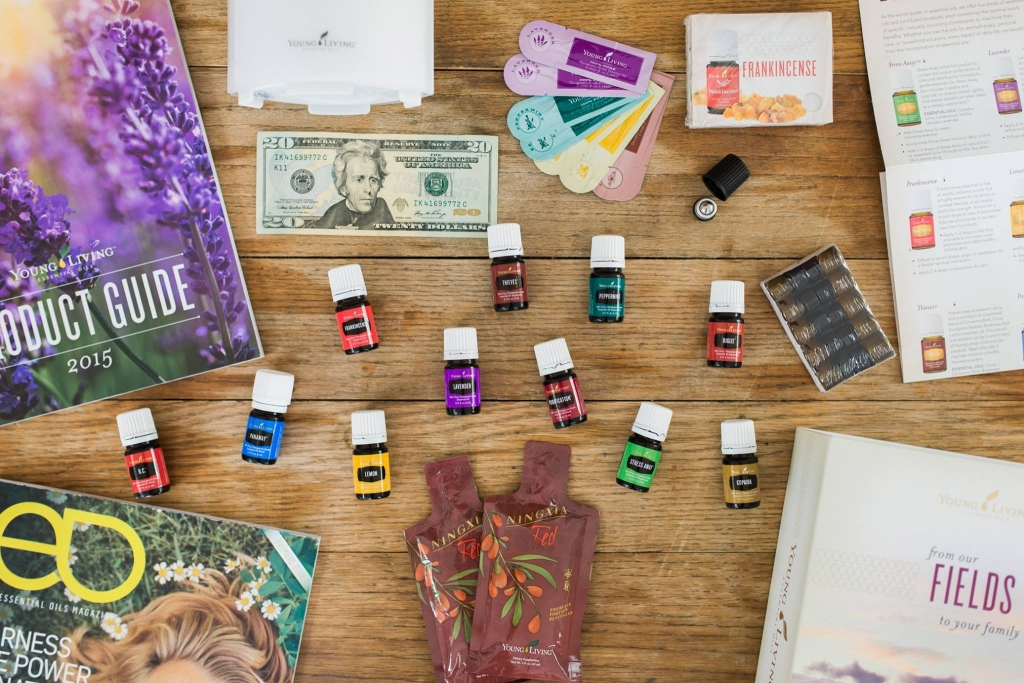 20 back 1024x683 THE NEW YOUNG LIVING ESSENTIAL OILS STARTER KIT